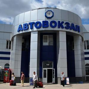 Автовокзалы Шаховской