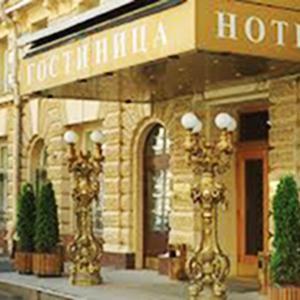 Гостиницы Шаховской