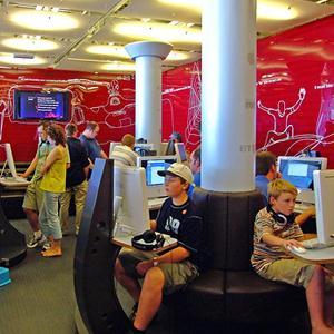 Интернет-кафе Шаховской