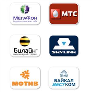 Операторы сотовой связи Шаховской