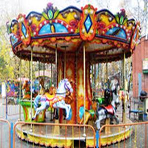 Парки культуры и отдыха Шаховской
