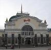 Железнодорожные вокзалы в Шаховской