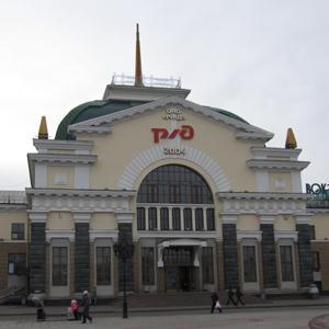 Железнодорожные вокзалы Шаховской